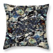 Abstraction 2329 Throw Pillow