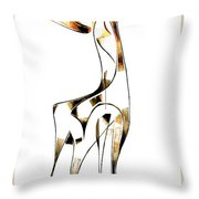 Abstraction 2919 Throw Pillow