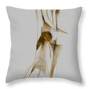 Abstraction 2929 Throw Pillow