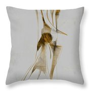 Abstraction 2931 Throw Pillow