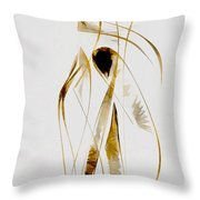Abstraction 2933 Throw Pillow