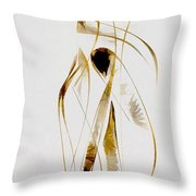 Abstraction 2934 Throw Pillow