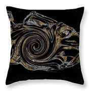 Abstraction 2983 Throw Pillow