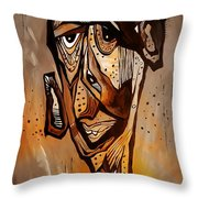 Abstraction 3300 Throw Pillow