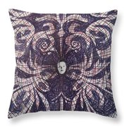 Abstraction 7 Throw Pillow