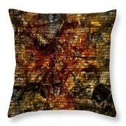 Abstraction 827 - Marucii Throw Pillow