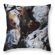 Abstraction#6 Throw Pillow
