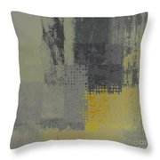 Abstractionnel - Ww59j121129158yll Throw Pillow