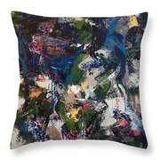 Abstractions And Revelations 2 Throw Pillow