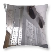 Abstractions IIi Throw Pillow