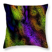 Abstractm 031111 Throw Pillow