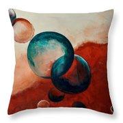 Abstrait213 Throw Pillow