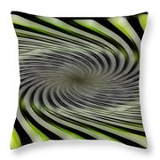 Abstrat  Throw Pillow