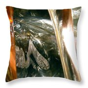 Abstrct 965 Throw Pillow