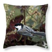 Abundant Life Throw Pillow