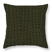Acacia Fabric Design Throw Pillow