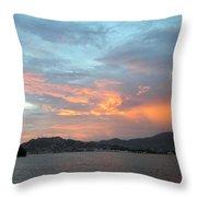 Acapulco01 Throw Pillow