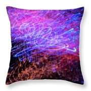 Accidental Light Spirits #2 Throw Pillow
