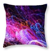 Accidental Light Spirits #4 Throw Pillow