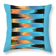 Accusing Fingers #11 Throw Pillow