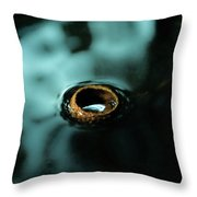 Acorn Cap Throw Pillow