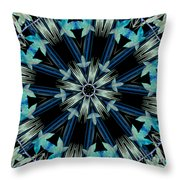 Acquiescence Throw Pillow