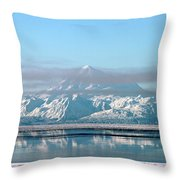 Across The Bay Throw Pillow