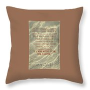 Acts 20 35 Throw Pillow
