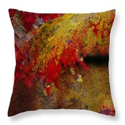 And Then Came Fall Throw Pillow