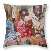 Adamfo Pa, Best Of Friends Throw Pillow