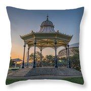 Adelaide Dusk Throw Pillow