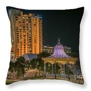 Adelaide Riverfront Throw Pillow