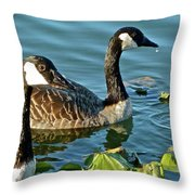 Adolescents Throw Pillow