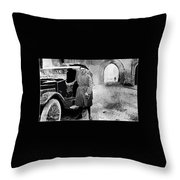 Adolf Hitler Shortly After His Release From Prison 1924-2012 Throw Pillow