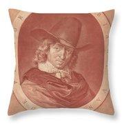 Adriaen Van Ostade Throw Pillow