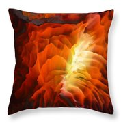 Adventures Of The Soul Throw Pillow