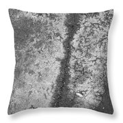 Aerial Asphalt 2 Throw Pillow