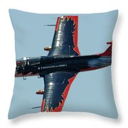 Aero L 29 Dolphin Throw Pillow