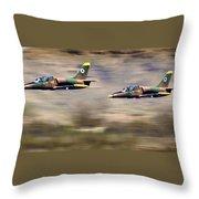 Aero L-39 Albatros Throw Pillow