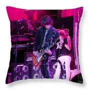 Aerosmith- Joe Perry-00027 Throw Pillow