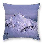 Afley Peak Throw Pillow