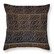 African American History Museum #2 Throw Pillow