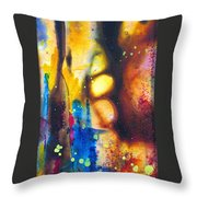 After Five Throw Pillow
