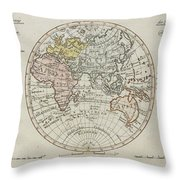 After Most Proven Expedients Throw Pillow