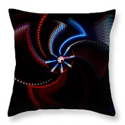 After Shock Throw Pillow