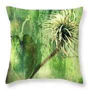 After The Bloom Throw Pillow