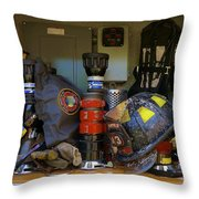 After The Call Throw Pillow
