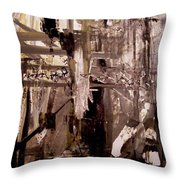 After The Storm 2 Throw Pillow