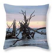 After The Storm At St. Helena Throw Pillow