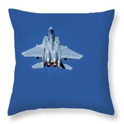 Afterburners Engaged Throw Pillow